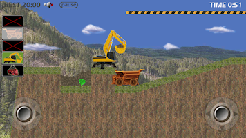 Screenshot of Traktor Digger 2