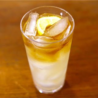 "Bourbon ""Arnold Palmer"""