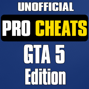 Unofficial ProCheats for GTA 5 書籍 App LOGO-APP試玩