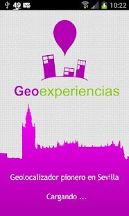 Geoexperiencias - screenshot thumbnail
