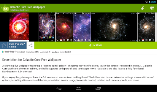 Droid Informer - screenshot thumbnail