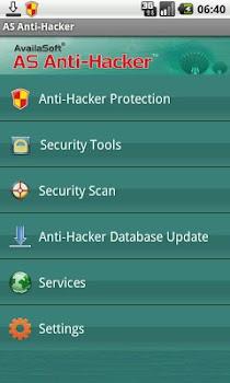AS Anti-Hacker