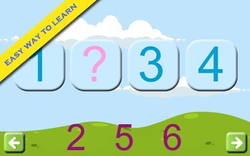 Learning Numbers for Kids- screenshot thumbnail