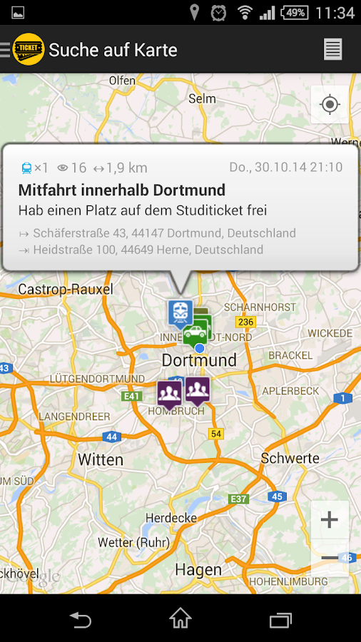 Share-A-Ticket- screenshot