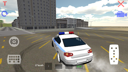 Police Car Driver 3D Simulator 1.1 screenshot 85967