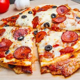 Pizza Quesadillas (aka Pizzadillas).