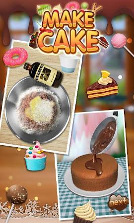 Cake Maker Story -Cooking Game 1.0.3 screenshot 78578