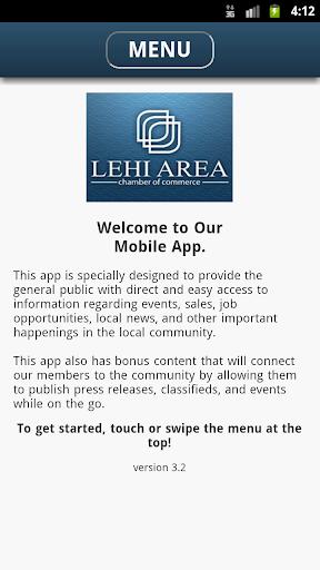 Lehi Area Chamber of Commerce