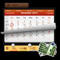 TSF Calendar Widget icon