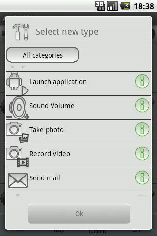 Android Automate - screenshot