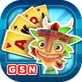 Game Solitaire TriPeaks by GSN APK for Windows Phone