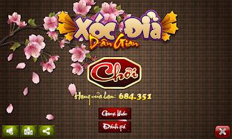 Screenshot of Game tết - Xóc đĩa