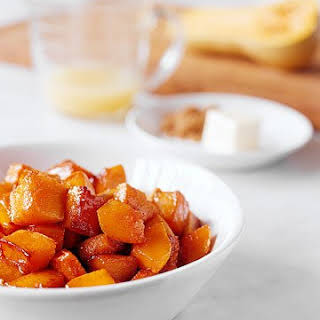 Butternut Squash with Brown Butter.