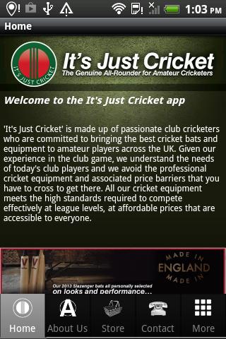 Its Just Cricket