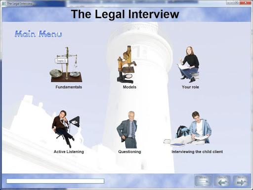 MQ Legal Interview