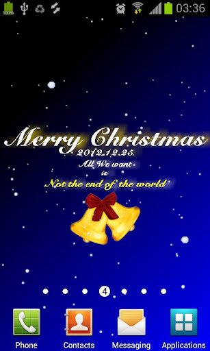 Christmas 2013 LiveWallpaper