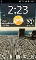 Screenshot of BeWeather & Widgets