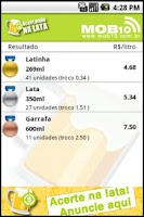 Screenshot of Acertando na Lata