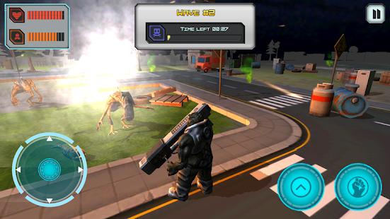Alien Invasion Adventure Pro - screenshot thumbnail