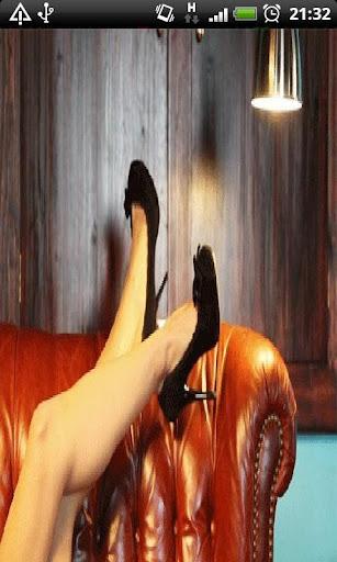 Sexy Legs Live Wallpaper