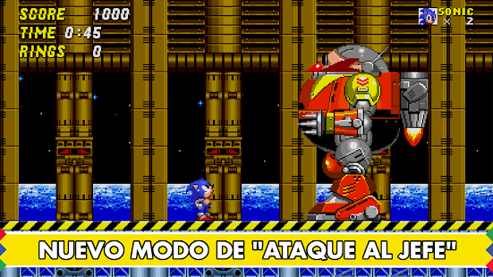 Sonic The Hedgehog 2™: miniatura de captura de pantalla