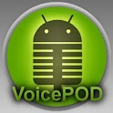 VoicePOD (Android 2.0 up) logo