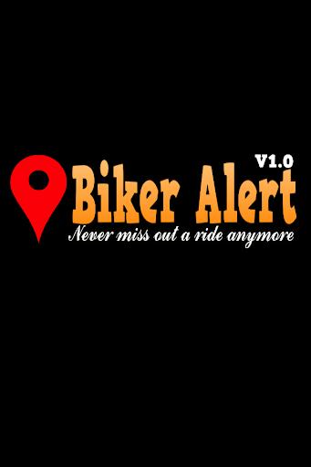Biker Alert