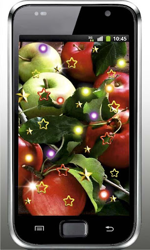 Fruit Gallery live wallpaper