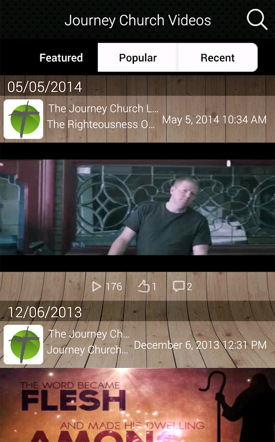 The Journey Church- screenshot