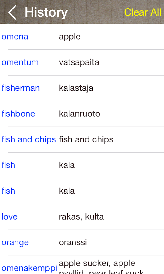 Finnish English Dictionary & Translator Free - Android Apps on Google Play