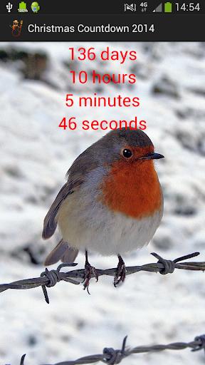 【免費娛樂App】Christmas Countdown-APP點子