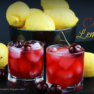 Cherry Lemonade.