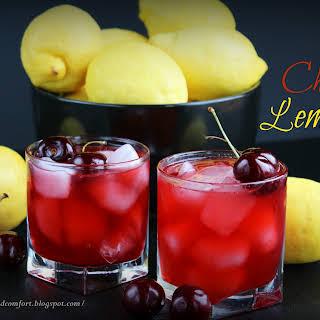 Cherry Lemonade.