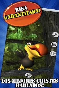 chistes: Papagayon el tucan- screenshot thumbnail