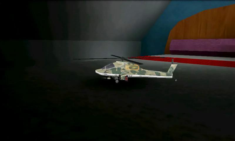 Helidroid 2 : 3D RC Helicopter - screenshot