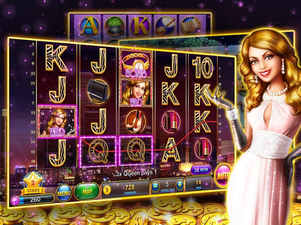Slots™ - Fever slot machines - screenshot