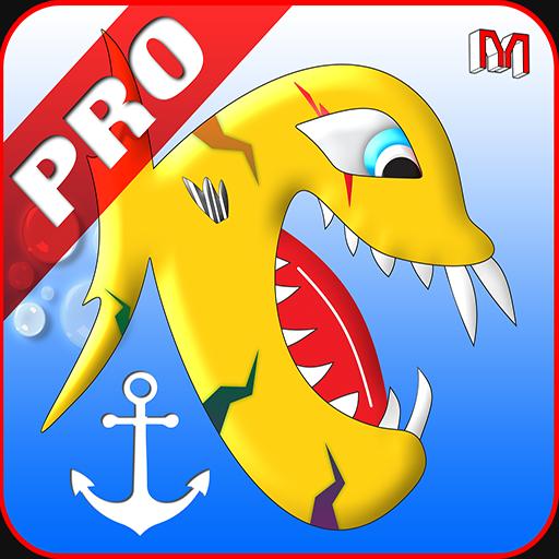 Crazy Fish Pr LOGO-APP點子