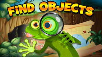 Screenshot of Find objects: Hidden mystery