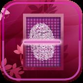 Pink Fingerprint Security