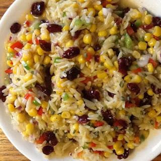 J. Alexander's Orzo and Wild Rice Salad