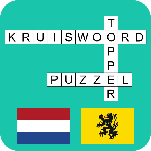 Kruiswoordpuzzel Topper