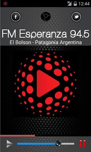 FM Esperanza - El Bolsón