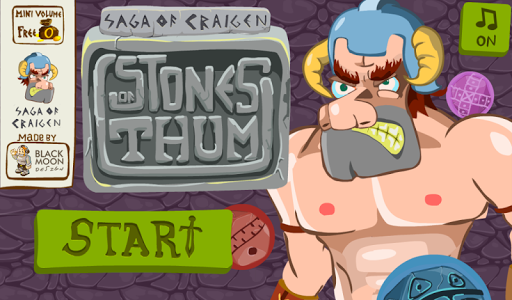 【免費解謎App】Craigen : Stones of Thum-APP點子