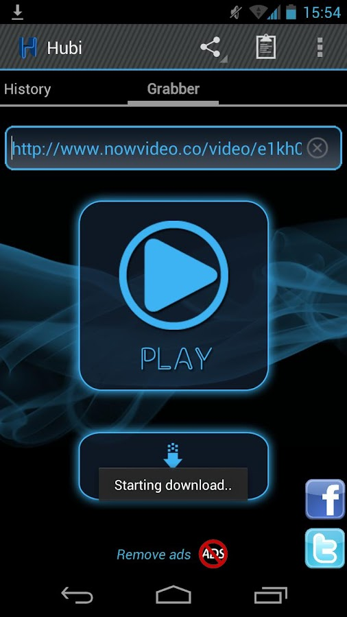 Hubi - Streaming and Download - screenshot