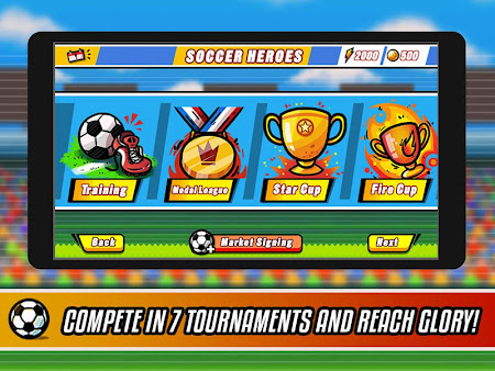 Soccer Heroes RPG 1.1.0 screenshot 38026
