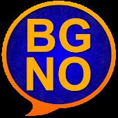 Bulgarian Norwegian dictionary