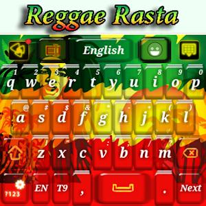 Reggae Rasta Keyboard for Android