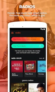 Gaana: Bollywood & Hindi Songs - screenshot thumbnail