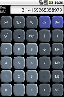 All-in-1 Calc - screenshot thumbnail