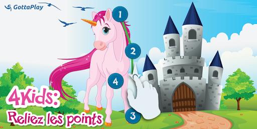4 Kids: Reliez les points